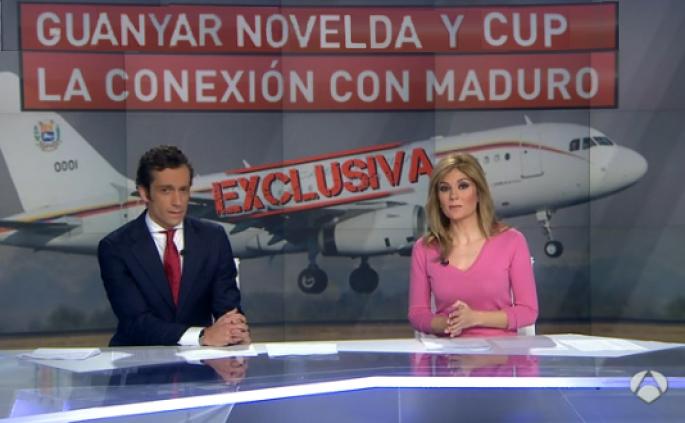 Antena 3 relaciona a guanyar novelda con eta y venezuela - Contactos novelda ...