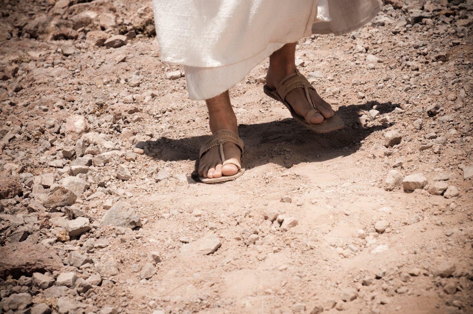 Arqueólogos descubren la úbicacion exacta de donde Cristo perdió la zapatilla