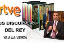 RTVE lanza una colección en DVD con todos los discursos del Rey